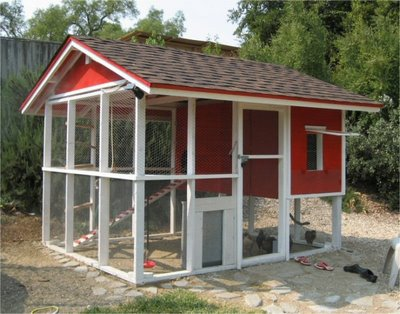 how to electrify a chicken coop